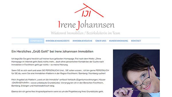Irene Johannsen Immobilien Forchheim